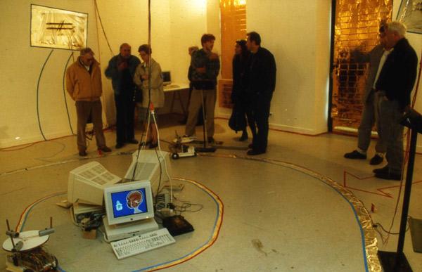 DSM, artistes accueillis en résidence en 1993, pollen
