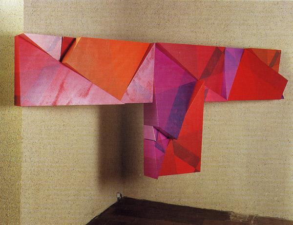 Keita Egami, artiste en résidence en 1995, Pollen