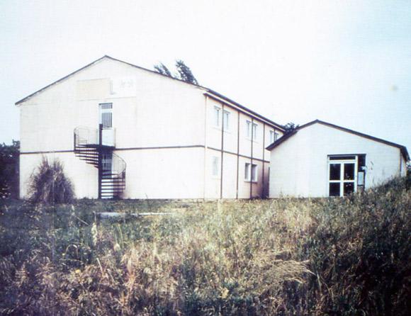 Maxime Gonzalès, artiste en résidence en 1995, Pollen