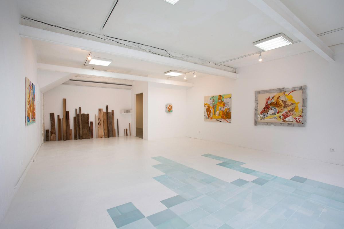 Léonard Martin, artiste accueilli en résidence au printemps 2018, Pollen