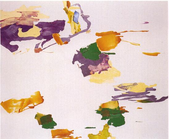 Kenjiro Okazaki, artiste en résidence en été 1994, pollen
