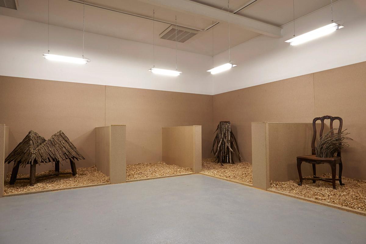 Romain Rambaud, artiste accueilli en résidence en 2013, pollen