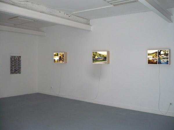 Kristof Guez et Marc Pichelin, Commandes artistiques, Monflanquin, 2010