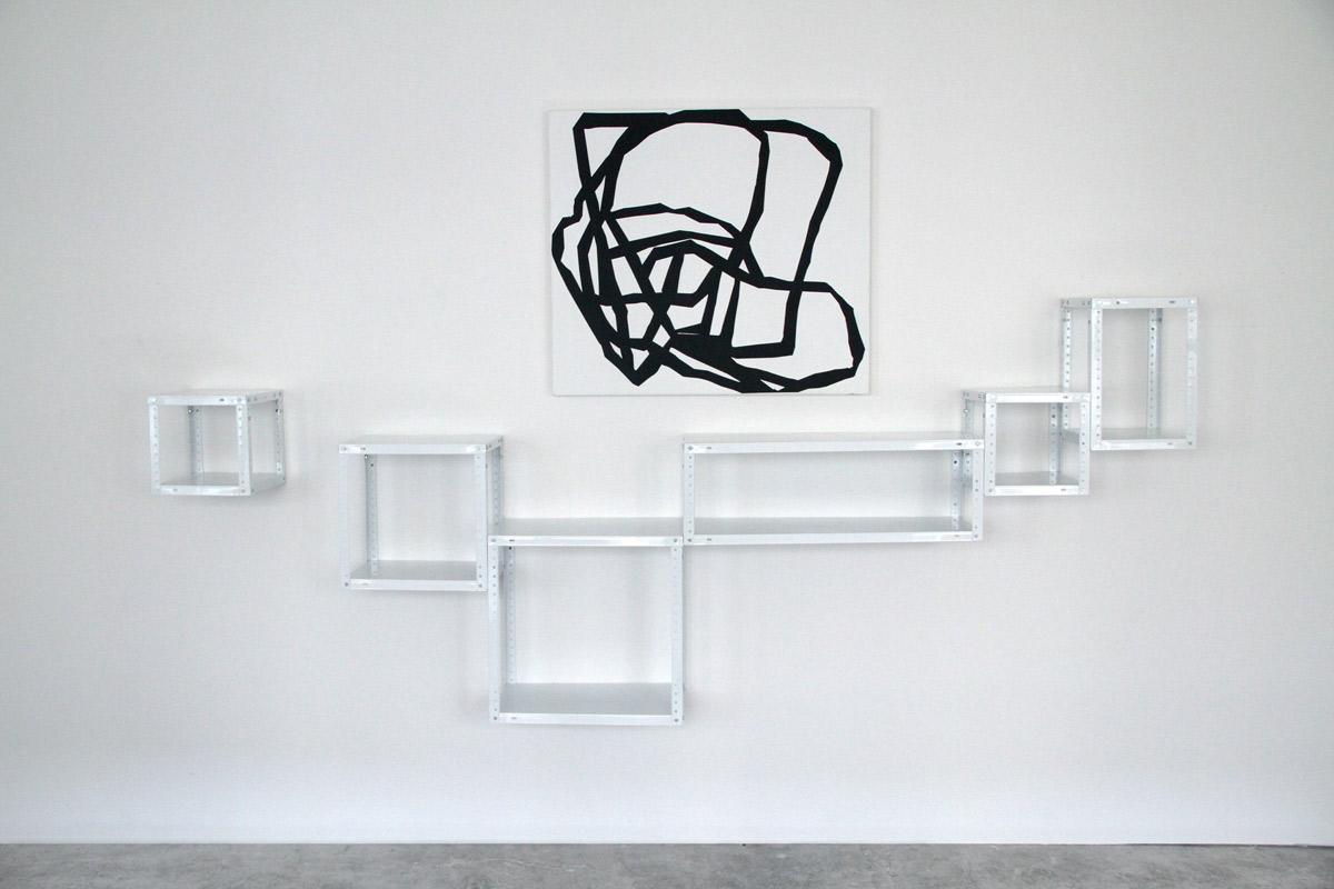 Cathy Jardon et Jan Bourquin, exposition itinérante à Pollen, Monflanquin, 2015