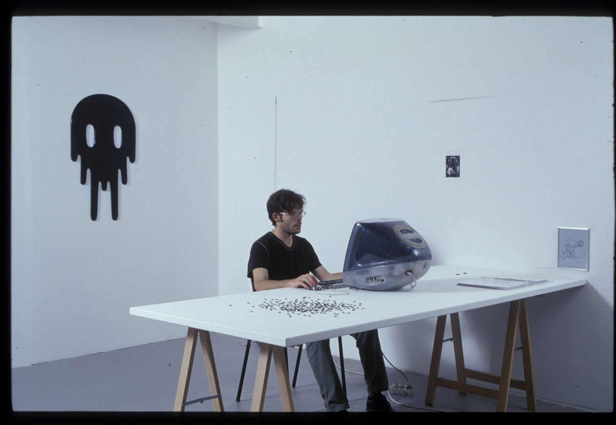 Guillaume Pinard Exposition 2002