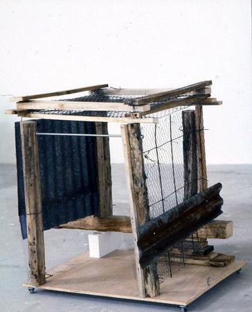 Emmanuelle Samson, artiste en résidence, pollen