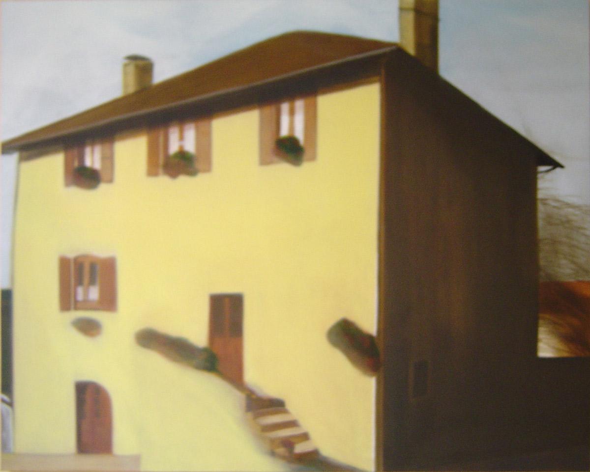 Dédé d'Almeida, exposition itinérante, Pollen, Monflanquin, 2006