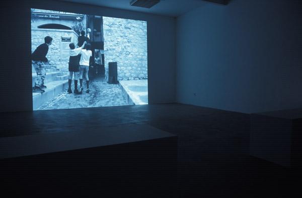 Régis Baudy, exposition à Pollen, 2006