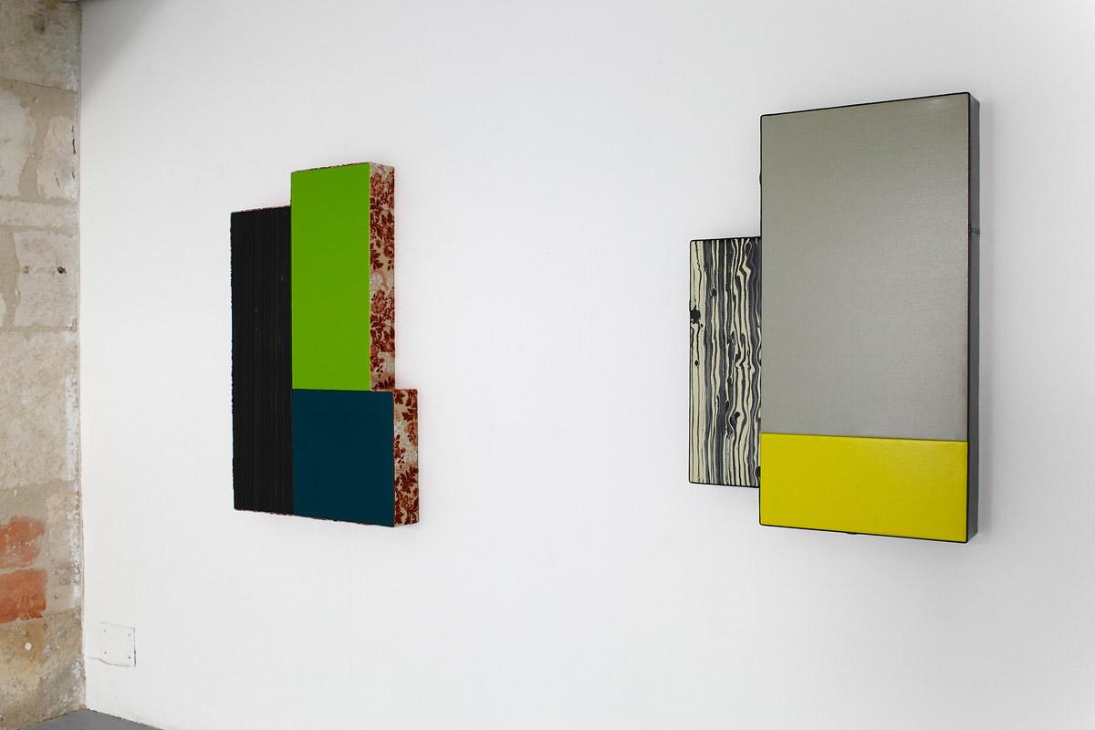 Jean Marie Blanchet Rustique, Exposition à Pollen, Monflanquin, 2010