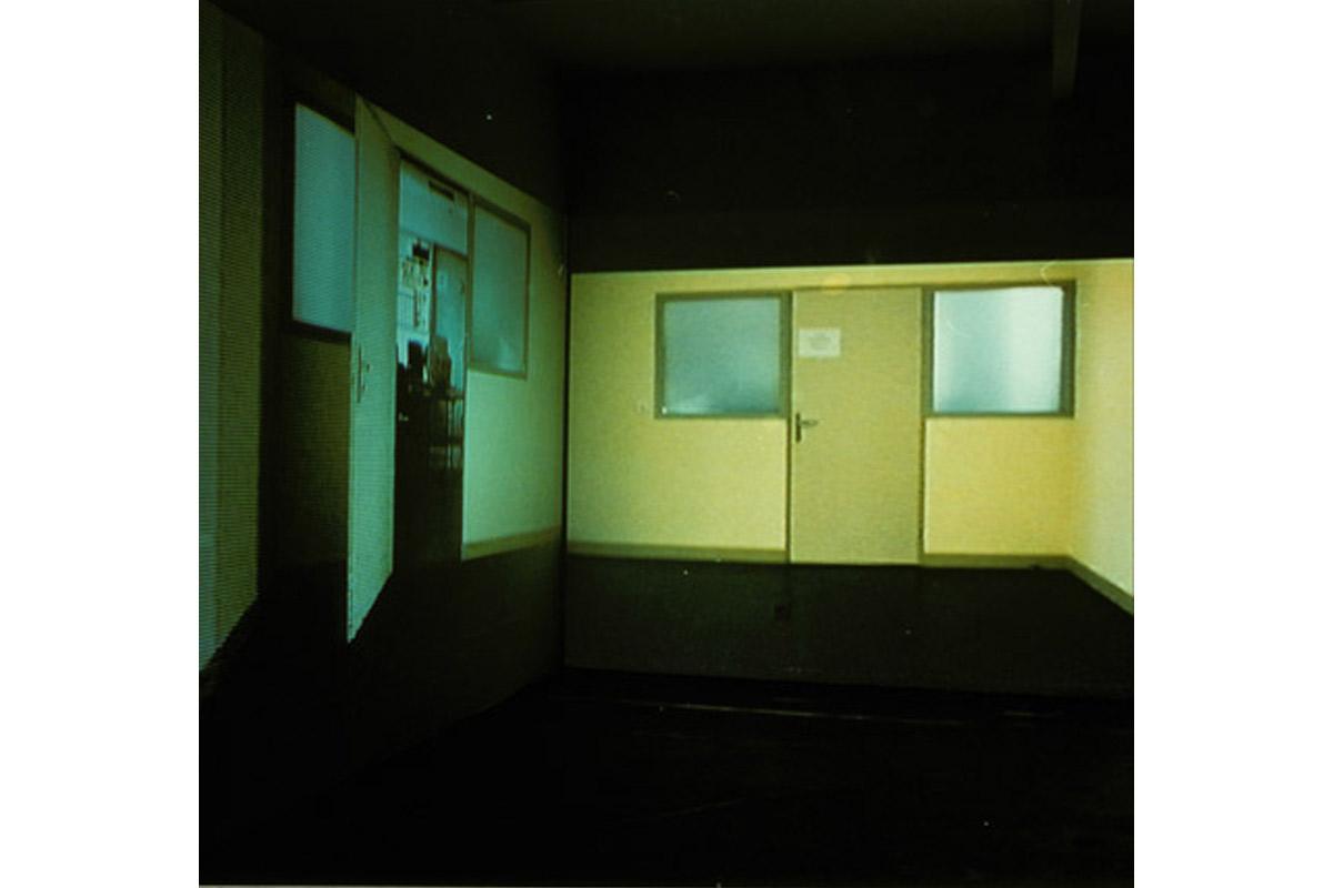 Chrysa Choumeti, artiste en résidence, 2002