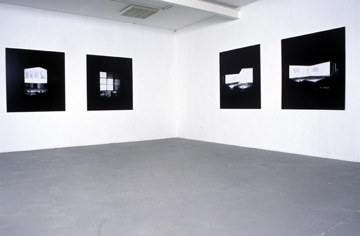 Cédric Cottaz, artiste en résidence, 2005