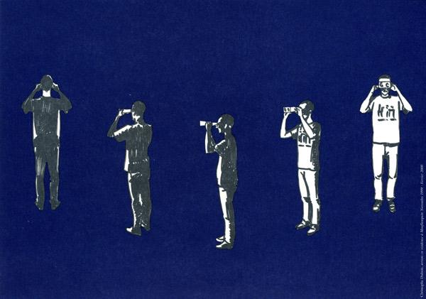 Christophe Dubois, artiste en résidence, 2000