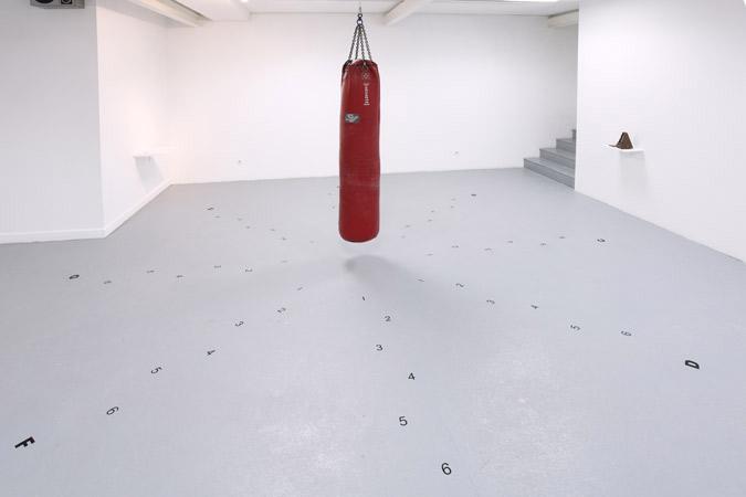 Benjamin Dufour, exposition à Pollen 2010