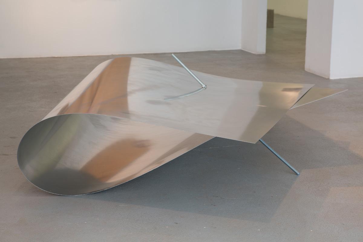 Léa Dumayet, artiste en résidence, 2016
