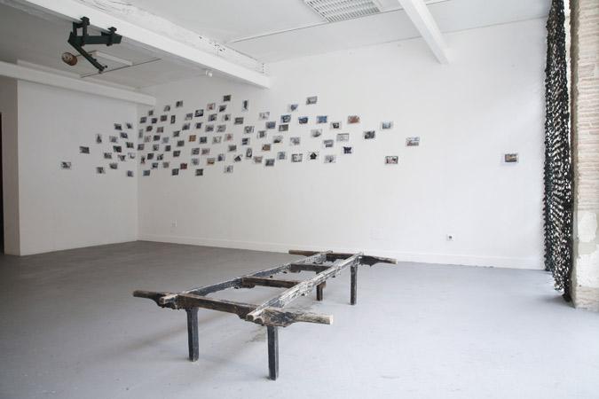 Roland Fuhrmann, exposition à Pollen, 2008