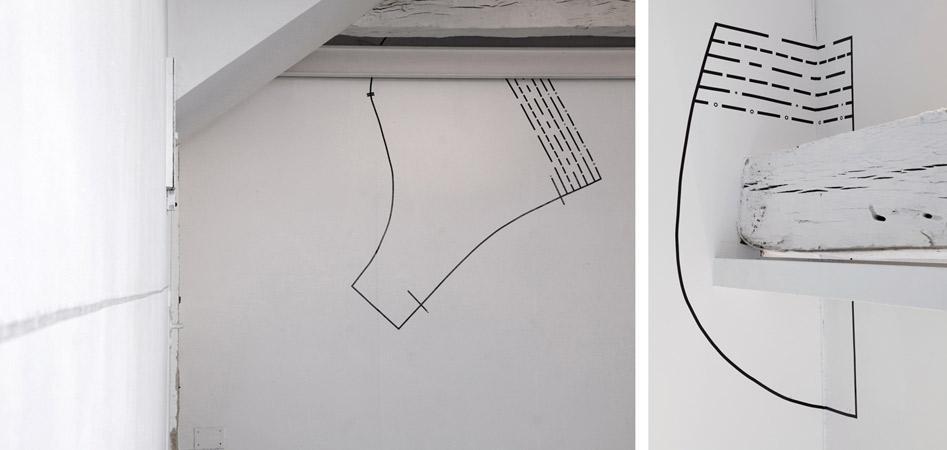 Jannick Guillou, artiste en résidence, 2011