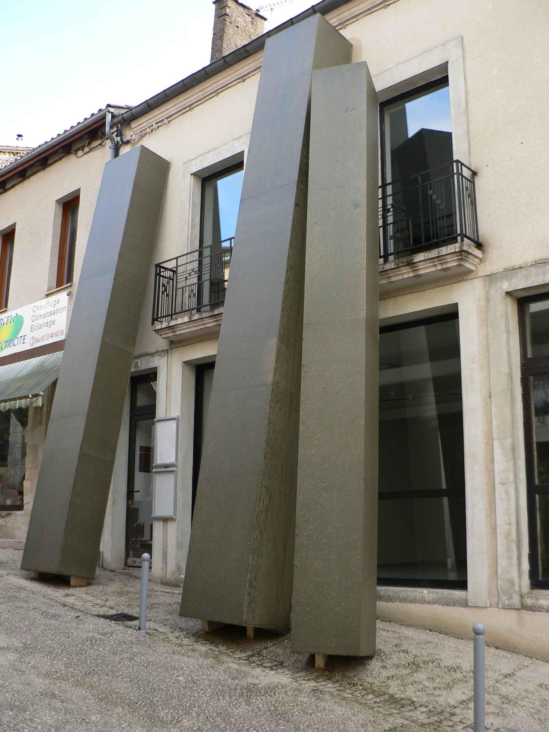 Nicolas Guiot, artiste en résidence, 2006