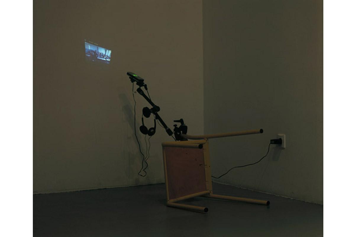 Samir Ramdani, exposition Pollen, 2009