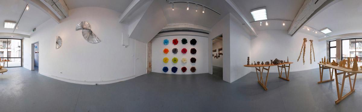 Laura WHhite, exposition à Pollen 2011