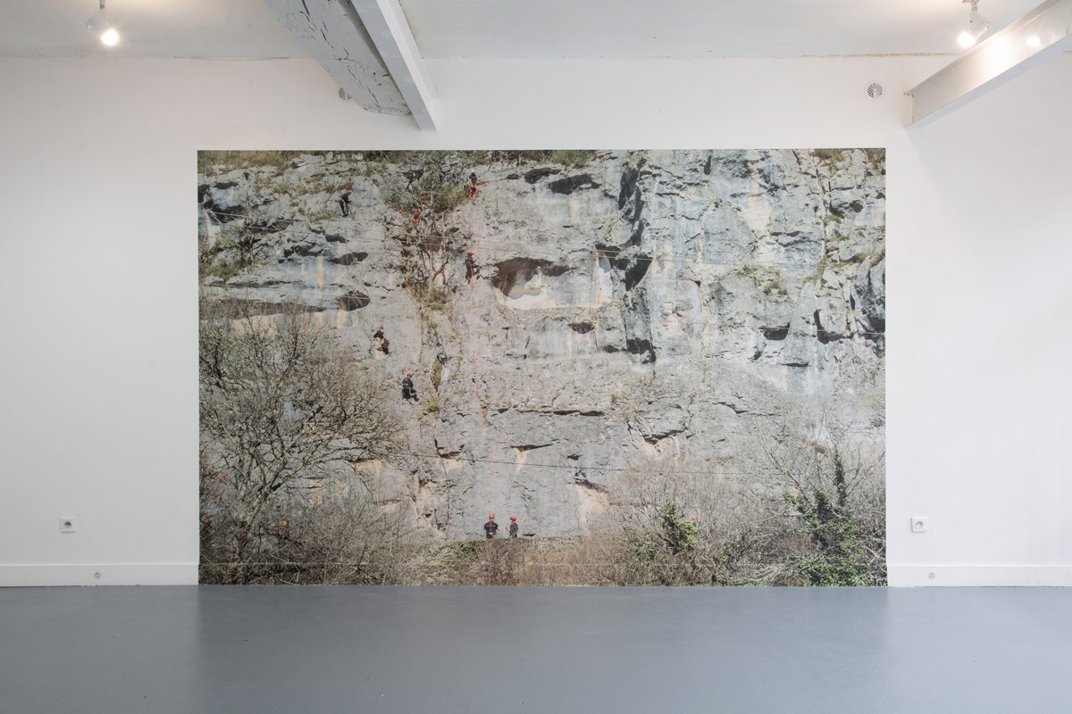 Fernanda Sanchez Paredes, artiste en résidence, 2019, Pollen
