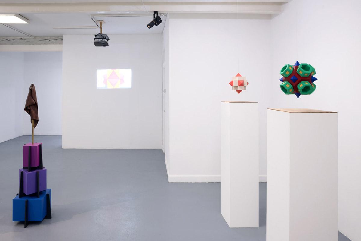 Exposition Florian Balze 2019 Pollen
