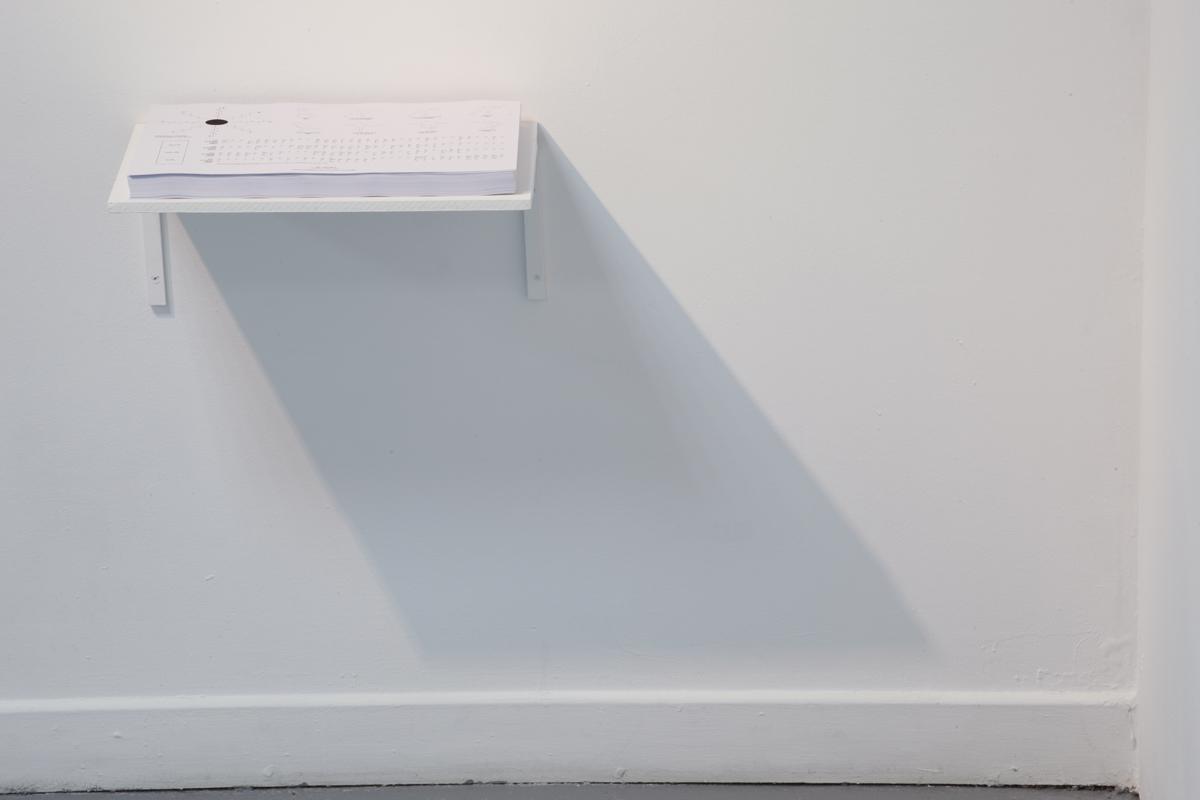 Benjamin Dufour, artiste en résidence, 2010