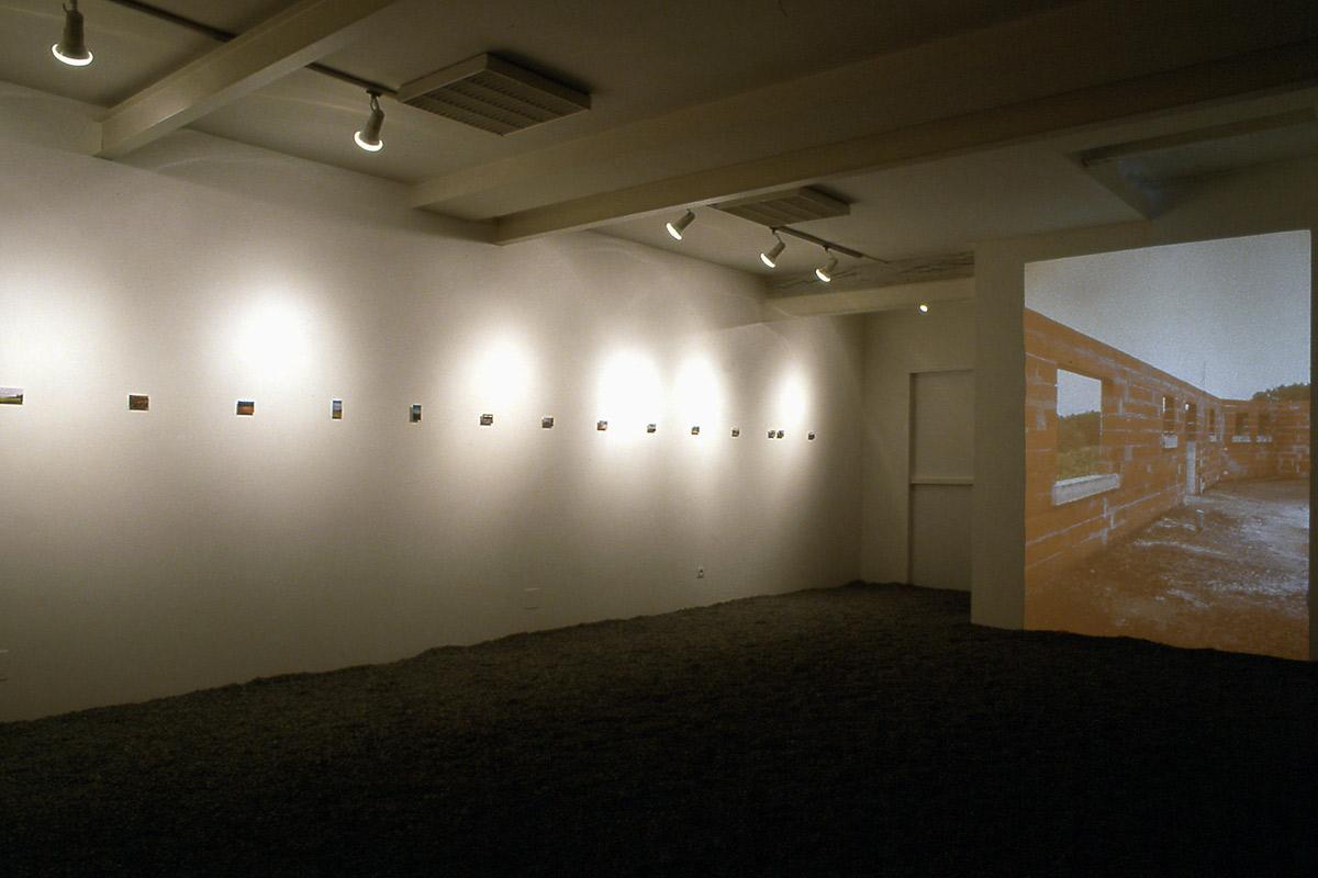Agnès Hardy artiste en résidence en 2001 Pollen
