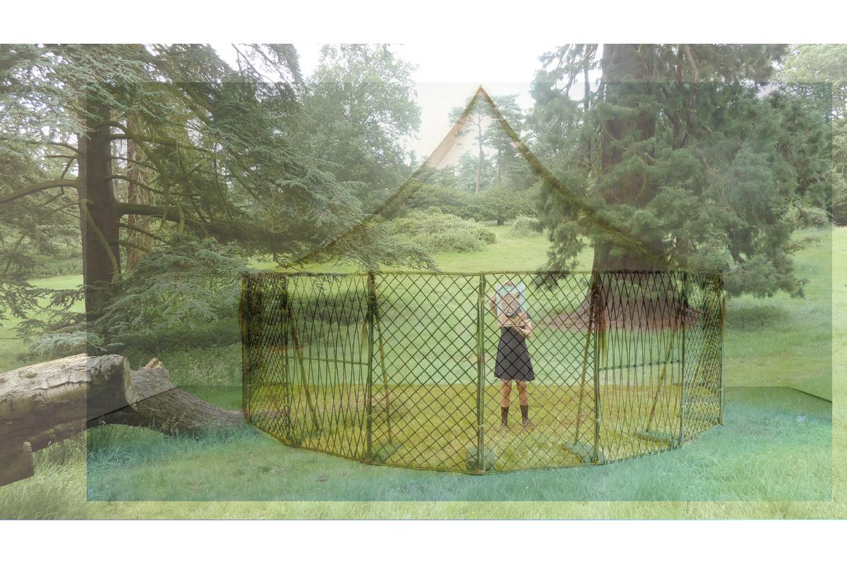 Exposition La baie des Fauves Chantal Raguet Pollen