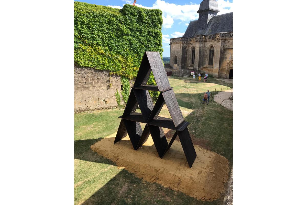 Jimmy Richer au Château de Biron 2019