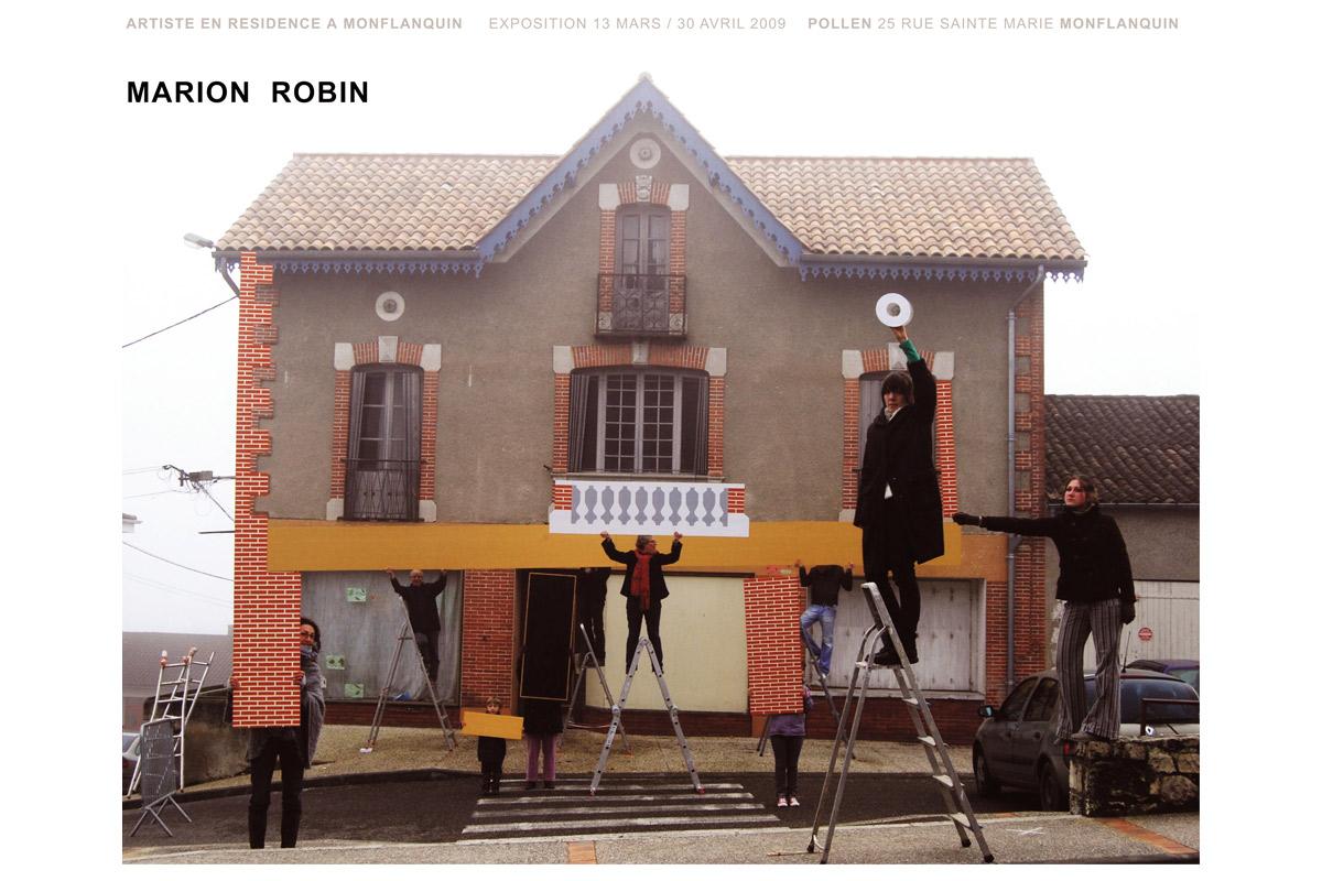 Marin Robin Pollen 2009