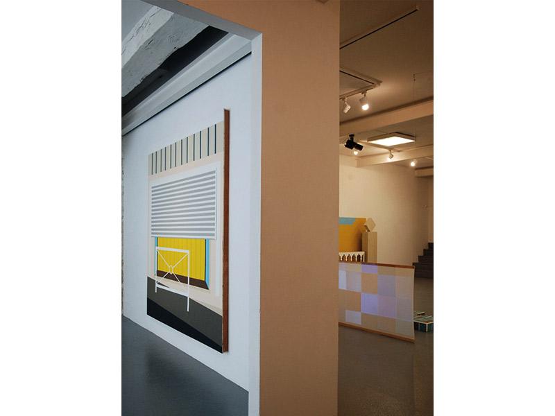 Exposition Jeanne Tzaut Pollen 2019