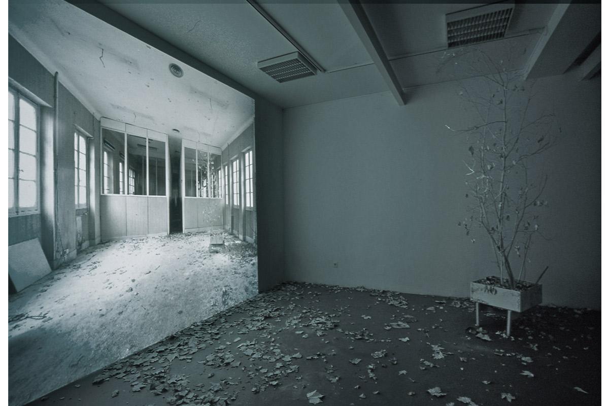 Anne Laure BOYER, artiste en résidence, 2007