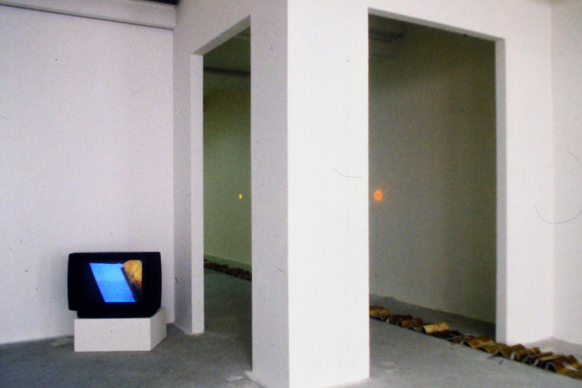 Gilles Picouet, artiste en résidence, 1996