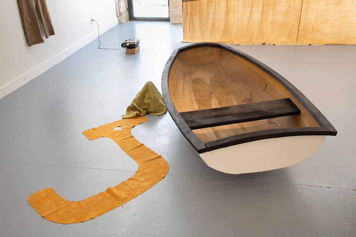 Célie Falières, artistes en résidence Pollen 2021
